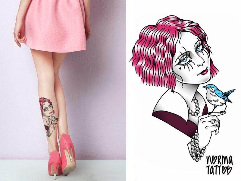 Lady Bird Rose ♥ DISPO