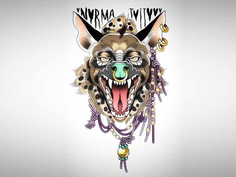 Hyene Badass ♥ DISPO
