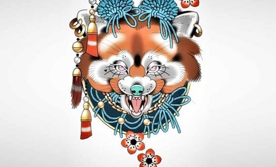 Panda Roux Badass  // RESERVE