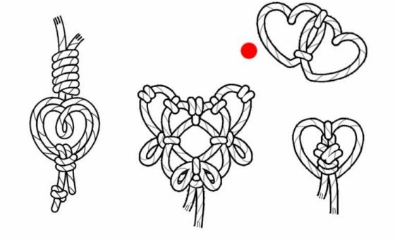 Shibari Knot ♥ Dispo (double coeur reservé)