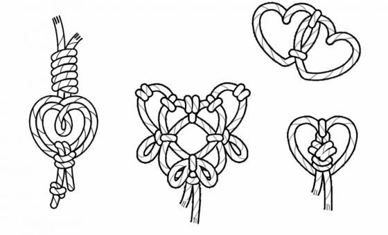 Shibari Knot ♥ Dispo