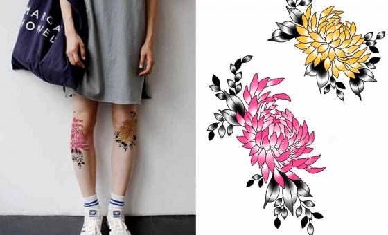 Chrysanthèmes ♥ DISPO